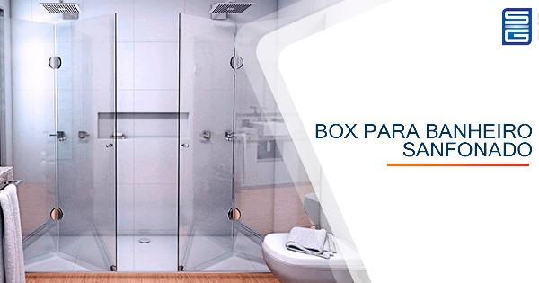Box para Banheiro Sanfonado Boituva